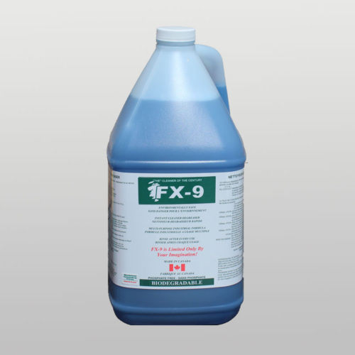 FX-9 4 Litre Bottle